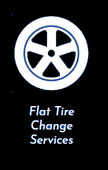 FLAT TIRE ASSISTANCT